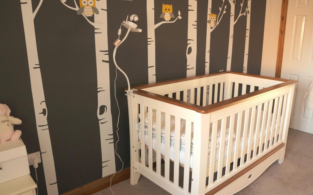 Why use our Flexi Holder Baby Monitor Holder?